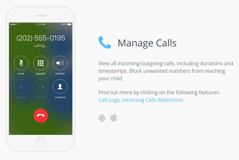 block calls