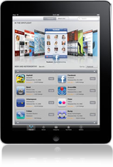ipad-web-application-development
